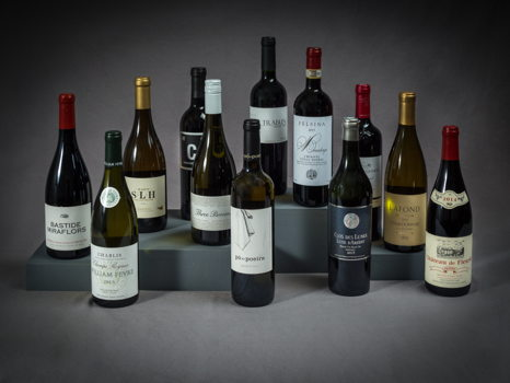 More Bang for your Buck: One Case of Highly-Rated Value Wines