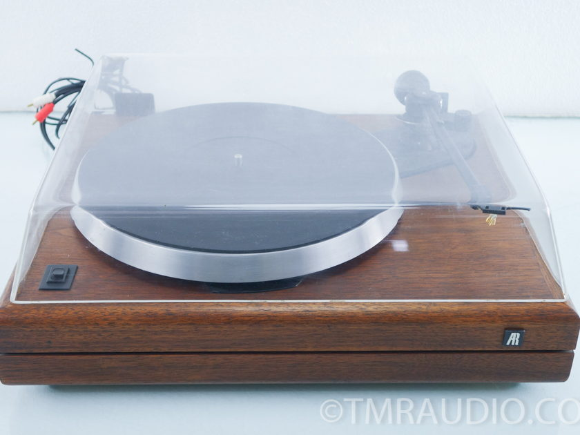 Teledyne Acoustic Research  The AR Turntable; Vintage Record Player (9523)