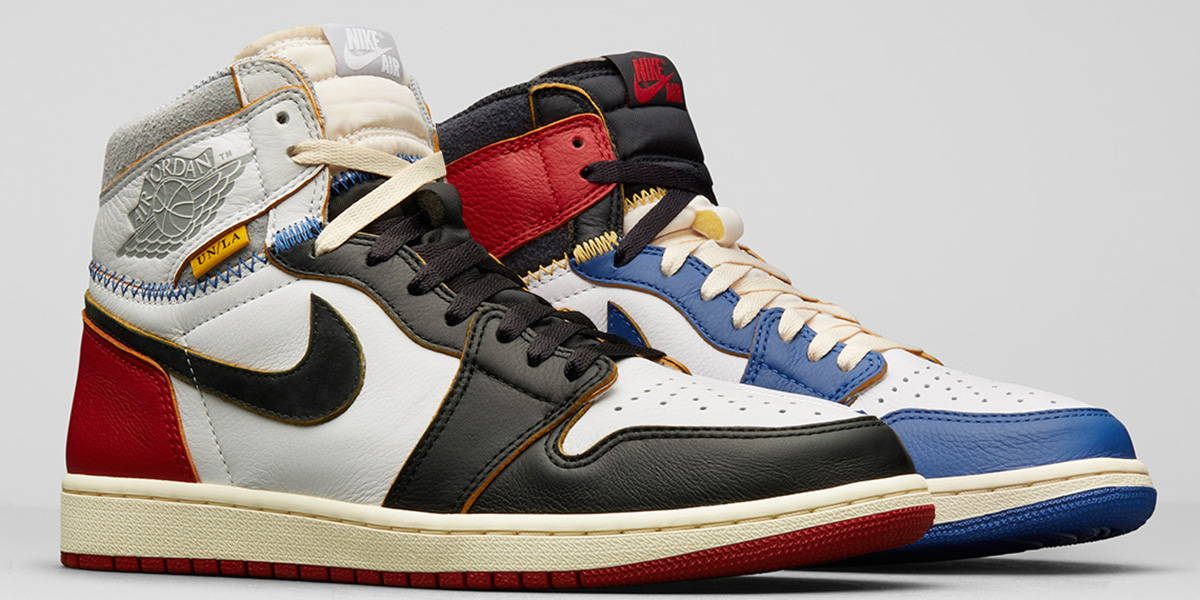 dirt cheap best wholesaler clearance sale AIR JORDAN 1 x UNION LOS ANGELES – SNEAKERS HEAT