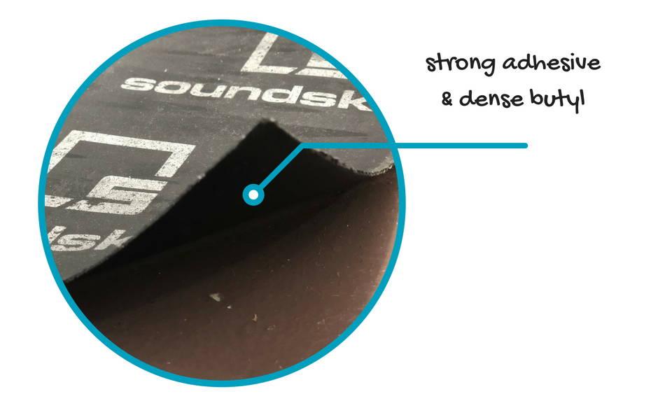 SoundSkins Lite Adhesive