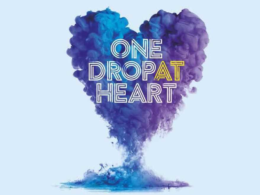 Charity event environment One drop at Heart Ibiza club