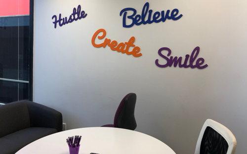 Fun & Inspiring small meeting space at Bullrush HQ - 0