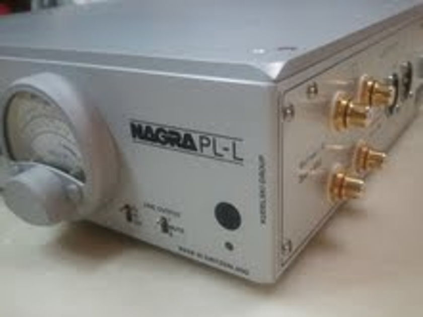 Nagra  PL-L  Mint Condition 230V with remote