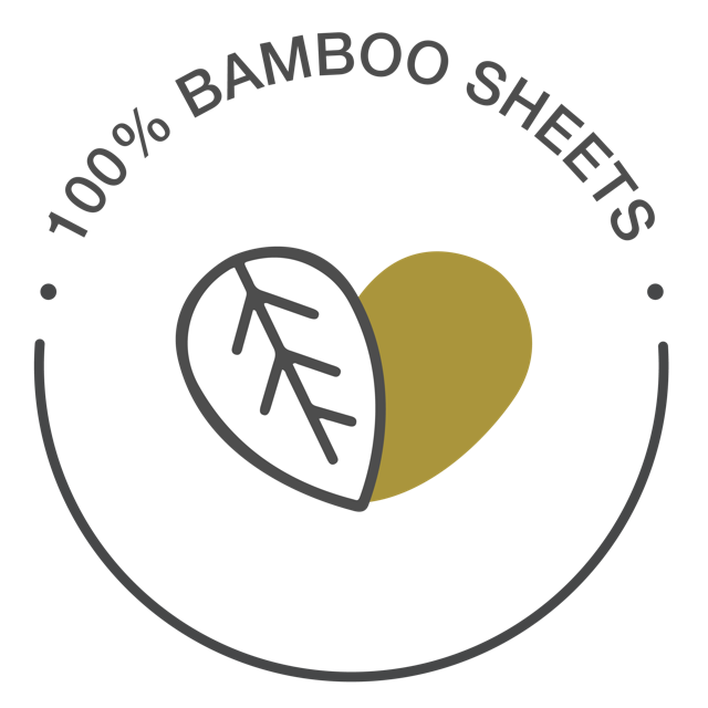 Cuddlies nappies are uniquely designed with 100% bamboo top and back sheets for superior comfort