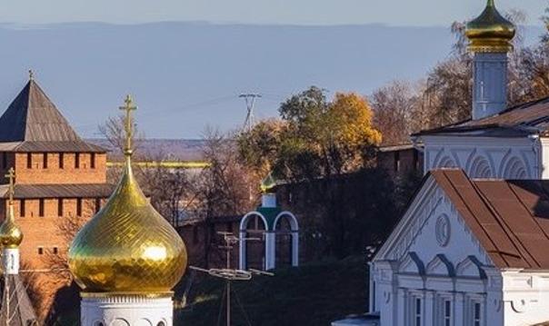 Обзорная автобусно-пешеходная экскурсия по Нижнему Новгороду (вс-пт)
