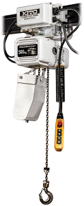 Kito food grade FER series hoists