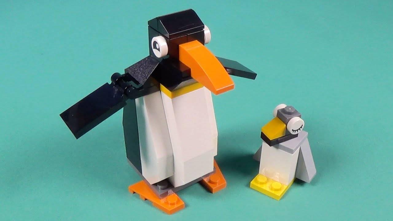 LEGO penguins