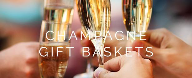 Champagne Gift Basket Toronto