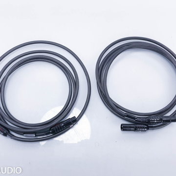 Silver Eclipse 7 XLR Cables