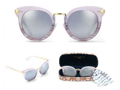 Stella & Dot Wesley Blush Sunglasses