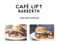 Cafe Lift Package