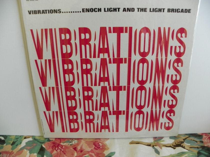 ENOCK LIGHT & THE LIGHT BRIGADE - VIBRATIONS