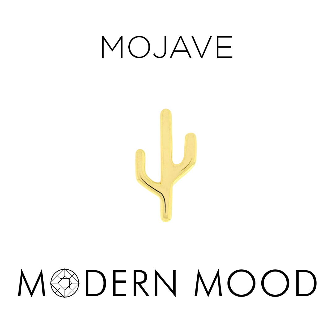 mojave mohave cactus piercing jewelry