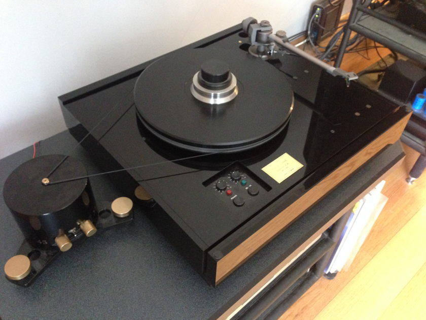 AUDIOMECA J1 Made in France Turntable