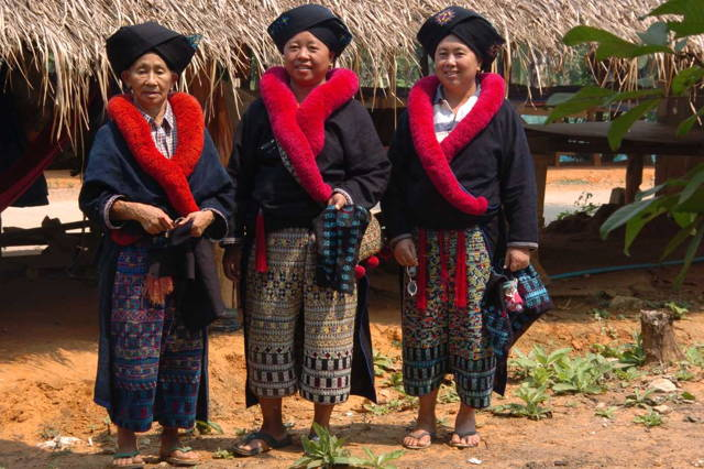 Visit 2 Different Tribes & The Golden Triangle