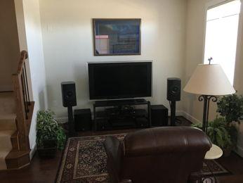 admranger's modest setup