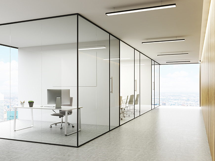 Visp - What do modern corporate headquarters look like?