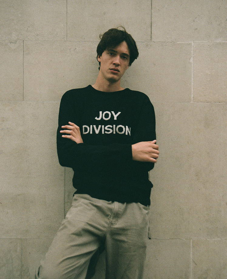 Joy Division jumper