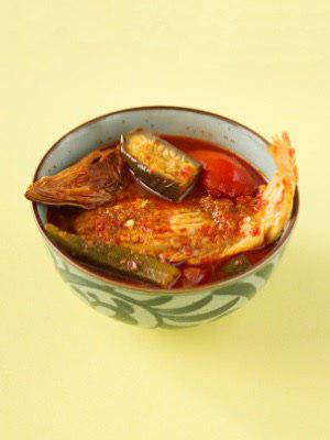 Fish in Asam Curry