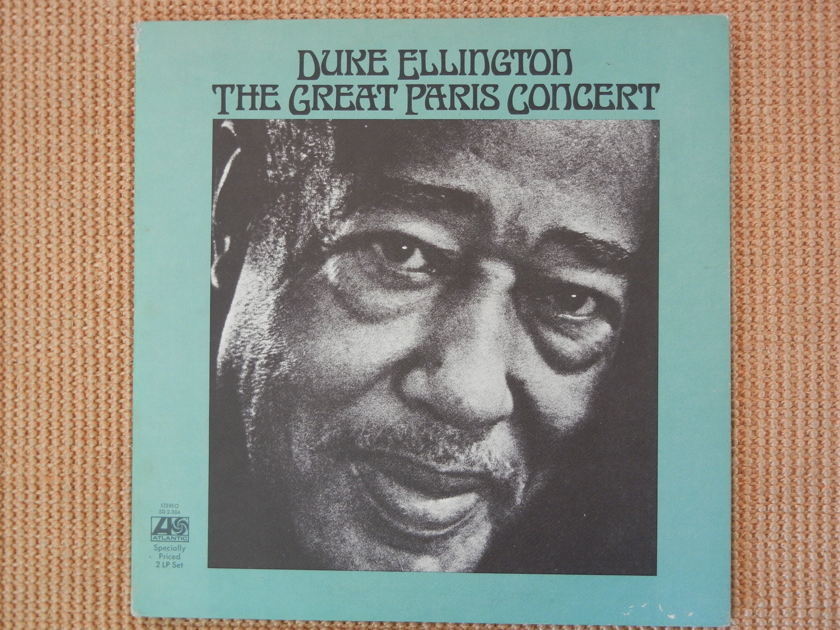 Duke Ellington - Atlantic SD 2-304 The Great Paris Concert