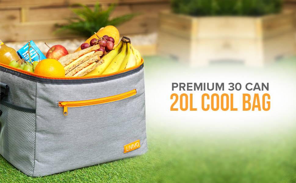Premium 30 Can 20L Cool Bag