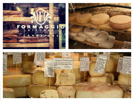 Formaggio Cave Tour and Tasting for 4