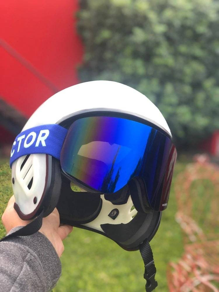 lunette vitesse miroir securite equipement trottinette