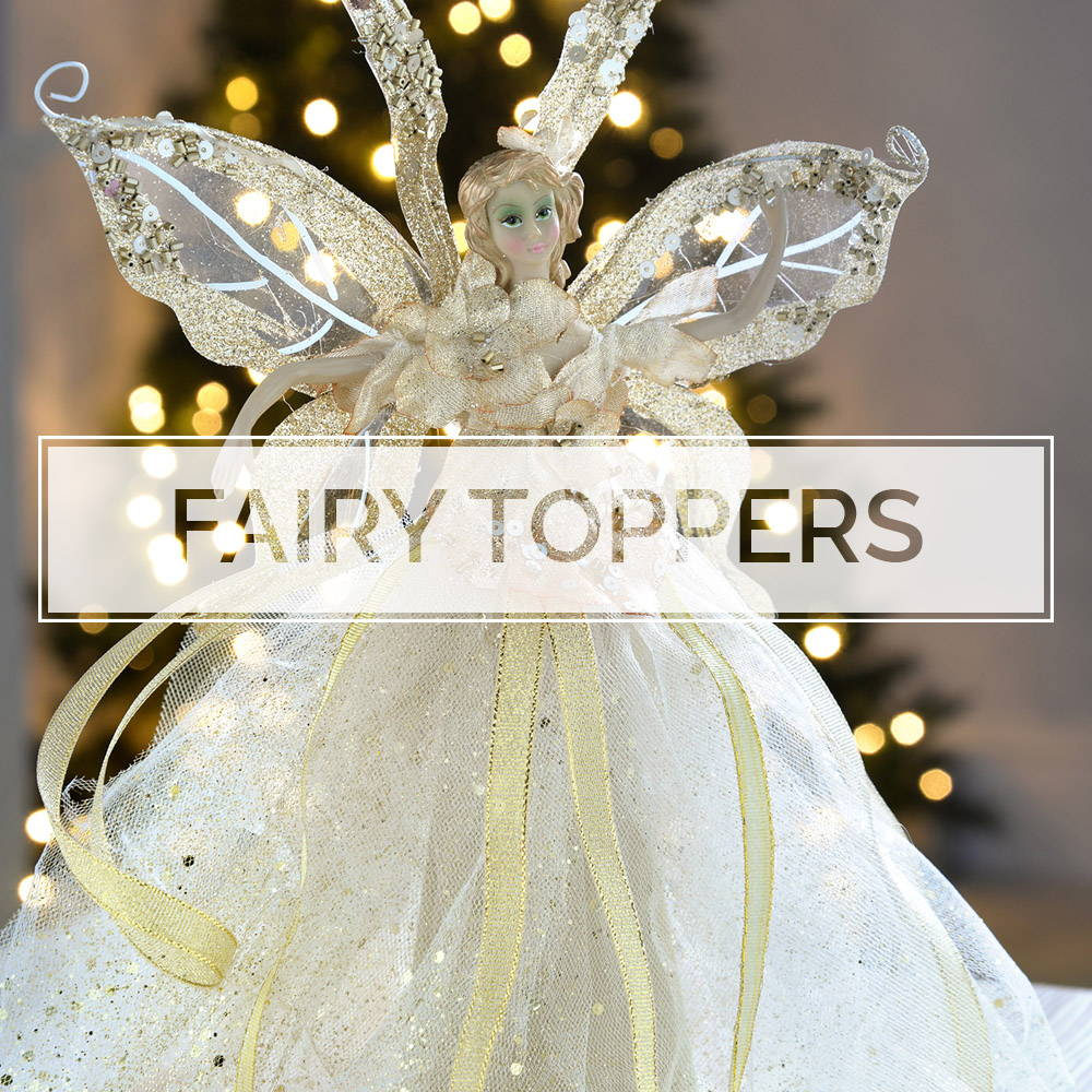 Fairy Tree Toppers
