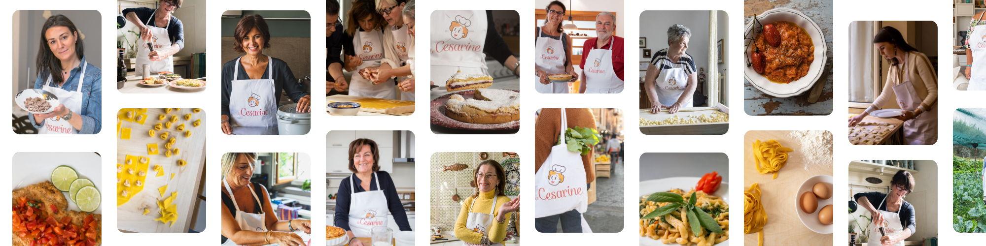 Cesarine: food experiences