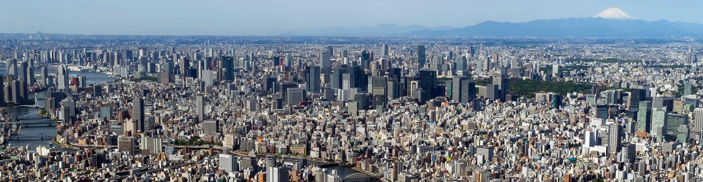 Душа Токио