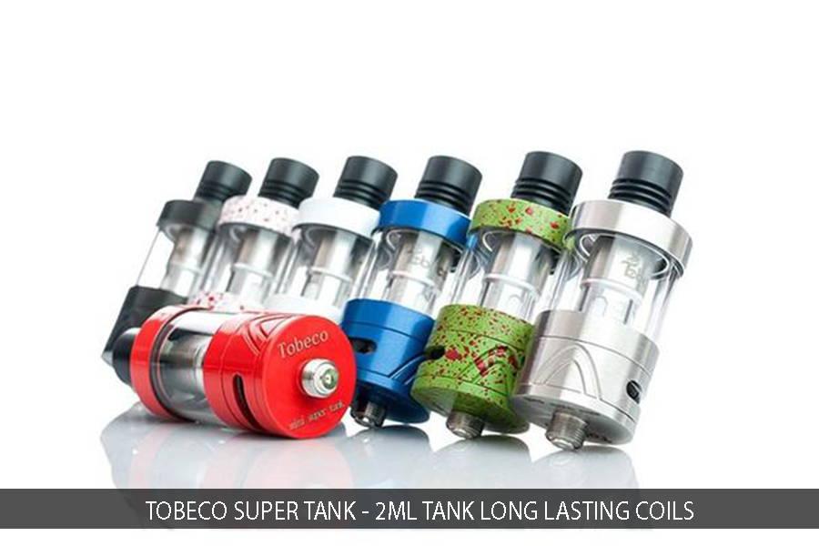 tobeco super tank multi color