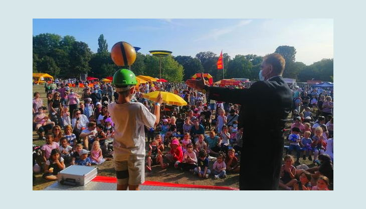 eugenio show frankfurt