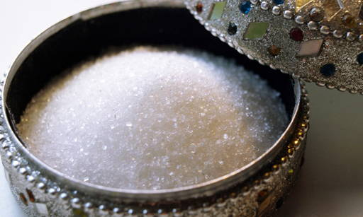 Sugar A natural sugar with a very strong hydro active effect. It is present in plants