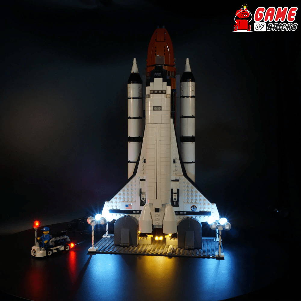 LIGHT KIT FOR SHUTTLE EXPEDITION 10231