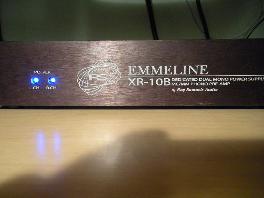 Ray Samuels audio   Emmeline XR 10B PHONO MM/MC