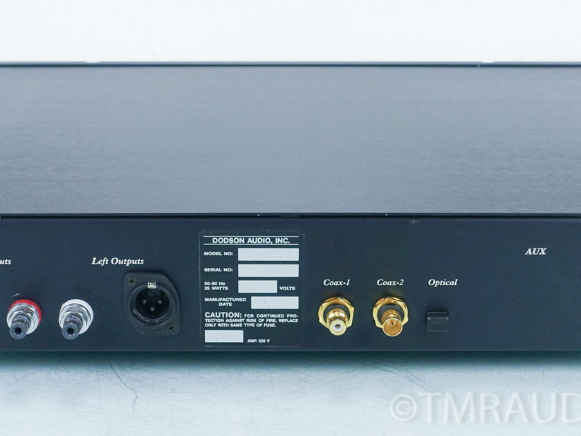 Dodson  DA-218 DAC (Upgraded DA-217 Mk 2)(8858)