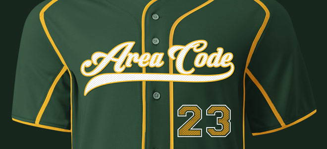 Top-Level Quality Baseball Jersey