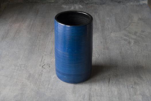 Цилиндрическая ваза Cobalt