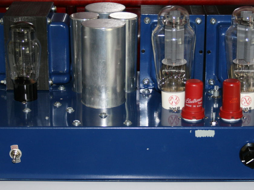 Tube Audio Labs WE91A Clone 300B  Integrated SET Amplifier