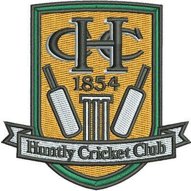 Huntly Cricket Club Logo