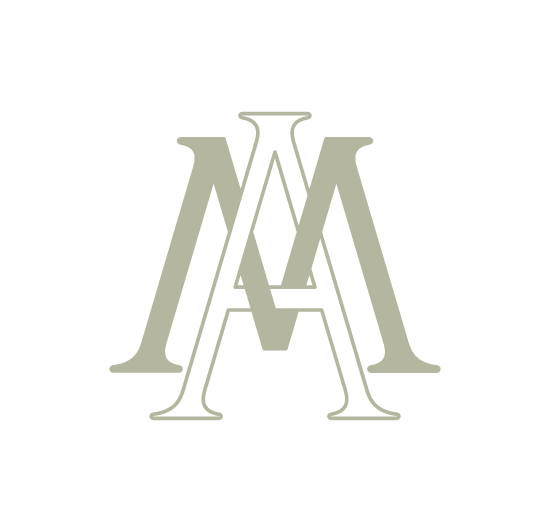 bespoke tableware monogram