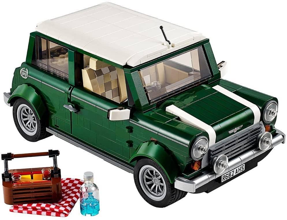 Mini Cooper LEGO car