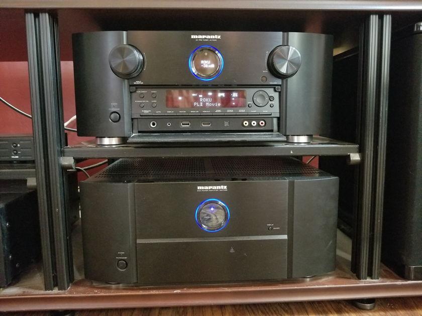 Marantz Mm 7055 5 Channel Amp Multi Channel Amps Audiogon