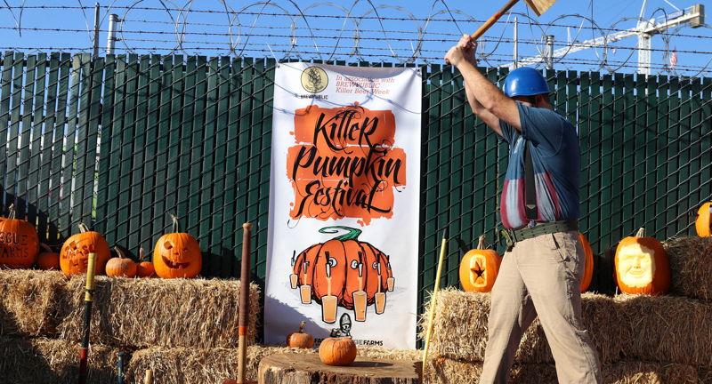Killer Pumpkin Festival