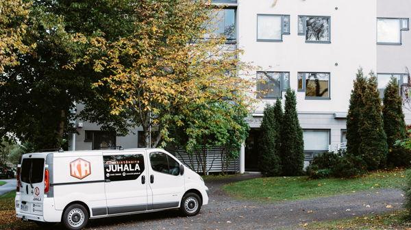 Kiinteistöhoito Juhala, Turku