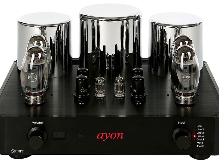 AYON AUDIO SPIRIT III - Class A BEST OF SHOW! 8 YEARS!