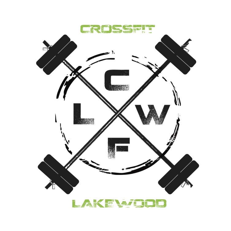 CrossFit Lakewood logo