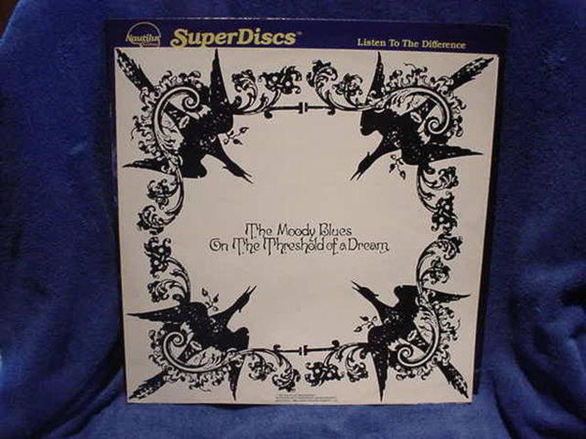 Moody Blues - Threshold of a dream nautilus super disc nr-21