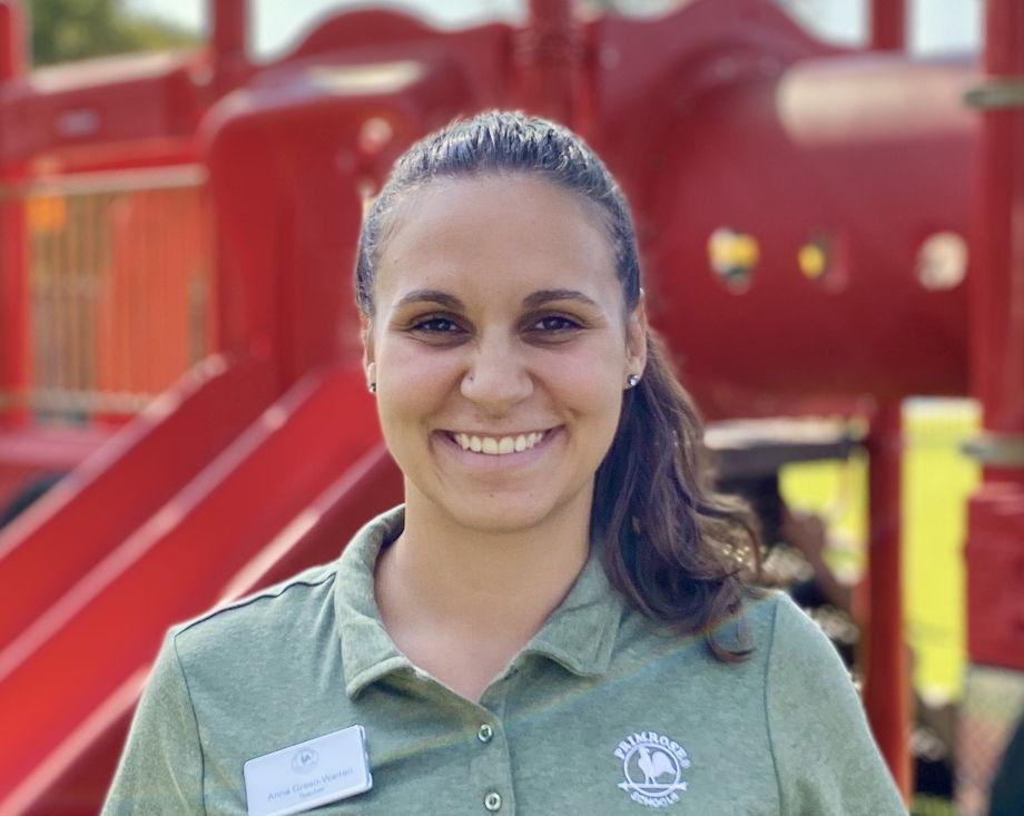 Anna Green-Warren , Preschool Teacher
