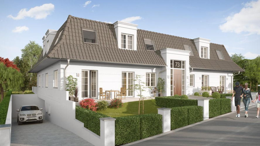 Schlipperhaus Moderne und zeitgemäße Immobilien in